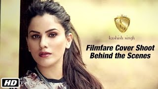Kashish Singh's Filmfare Cover Shoot