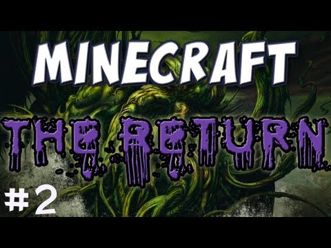 Minecraft - The Return Custom Map Part 2