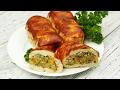 Фаршированная куриная грудка - Рецепты от Со Вкусом