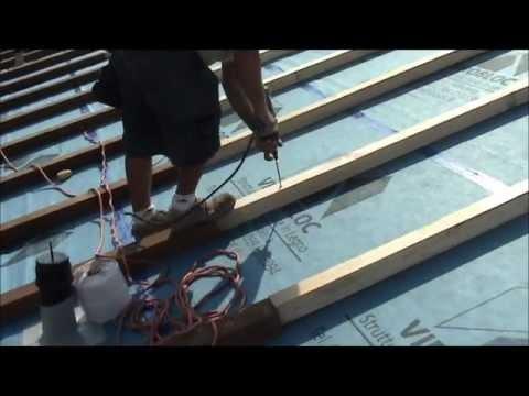 tetto in legno per casa passiva
