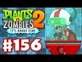 Plants vs. Zombies 2: It's About Time - Gameplay Walkthrough Part 156 - Terror from Tomorrow! (iOS)