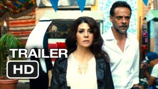 Inescapable Official Trailer (2013) - Alexander Siddig, Joshua Jackson Movie HD