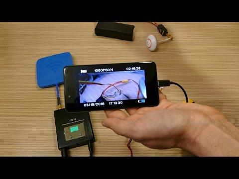 FPV на экране смартфона или планшета - UCT4m06QYDjxhJsCabV_7I9w