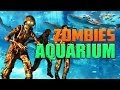 ZOMBIE AQUARIUM ★ Call of Duty Zombies (Zombie Games)