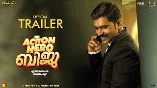 Action Hero Biju Official Trailer