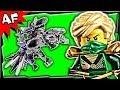 NINDROID MECH DRAGON 70725 Lego Ninjago Rebooted Stop Motion Set Review