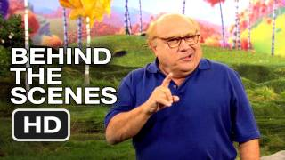 Dr. Seuss' The Lorax - Behind the Scenes with Danny DeVito (2012) HD