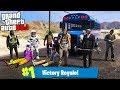GTA 5 Roleplay - DOJ 71 - Fortnite Battle Bus