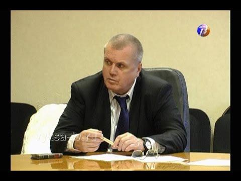 Глава администрации провел видеоконференцию сжителями поселка Досчатое