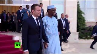 Ударная помощь: почему Франция поддерживает власть президента Чада Идриса Деби (16.02.2019 10:04)