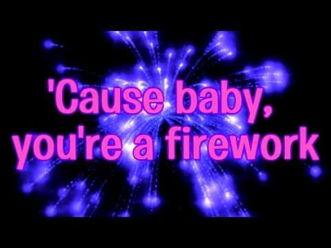 Katy Perry - Firework Lyrics Video