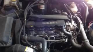 ДВС (Двигатель) Opel Astra F Артикул 900041246 - Видео