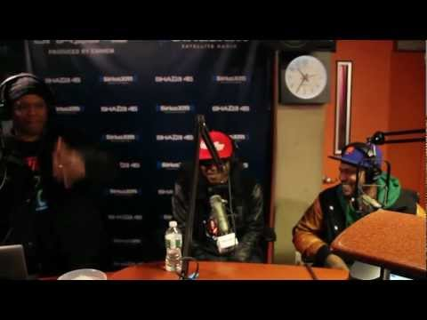 5 FINGERS OF DEATH W/ SCHOOLBOY Q & AB SOUL ON #SWAYINTHEMORNING