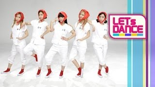 Let's Dance: Crayon Pop크레용팝 _ Uh-ee어이 ENG/JPN/CHN SUB