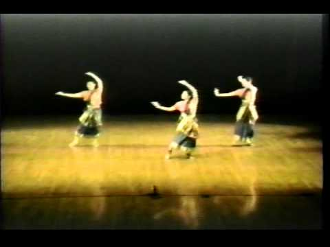 PSIDE 1997 - Indian - Peacock Dance