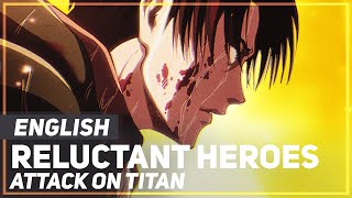 """Attack on Titan - """"Reluctant Heroes"""" - Lullaby   AmaLee ver"""