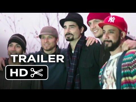 Backstreet Boys: Show 'Em What You're Made Of Official Trailer #1 (2015) - Documentary HD