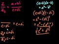 Фрагмент с начала видео - Complex Numbers (part 2)