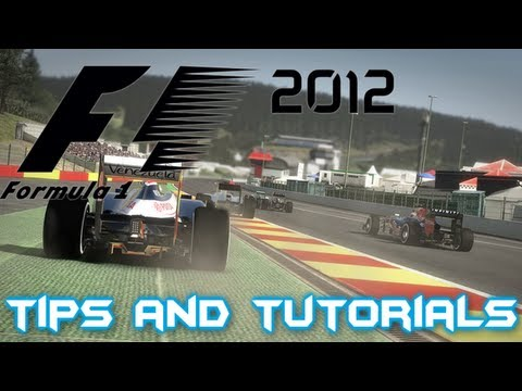 F1 2012 Tips EP1 Controller And Racing Wheel Settings