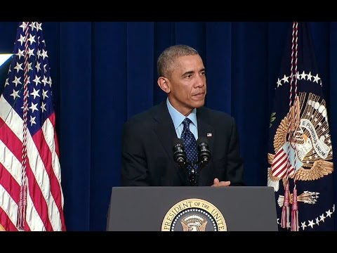 (Obama) Delivers Remarks at the Global Health Security Agenda Summit