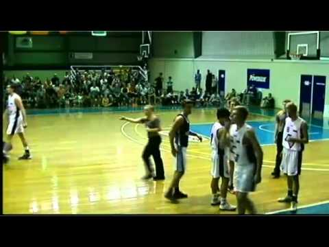 U18 National Basketball Championships, VIC Country V NSW Country Men SF 16/4/14