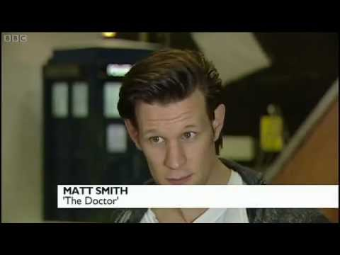 BBC Breakfast - Matt Smith on The return of Doctor Who
