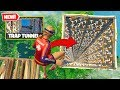 *NEW* TRAP TUNNEL RACE Gamemode In Fortnite Battle Royale!