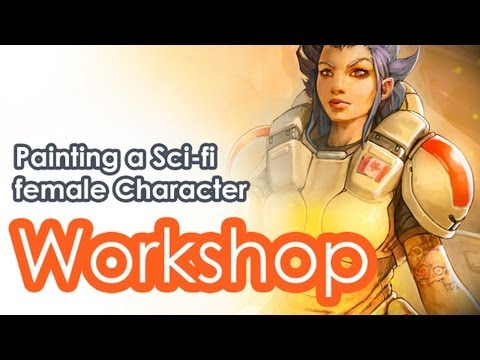 Painting Tutorial - //TheCrash