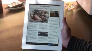 Vidéo : Apple Nouvel iPad Multimédia