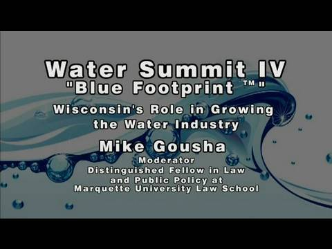 Milwaukee Water Summit IV | Program | Part 5