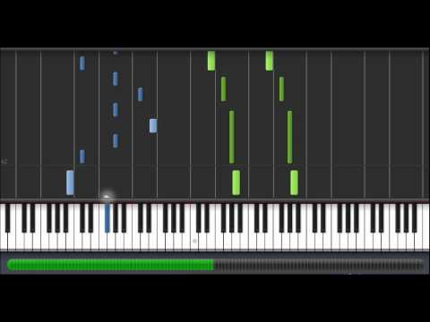 (How to Play) My Heart Will Go On (Rose Titanic Theme) on Piano (30%)