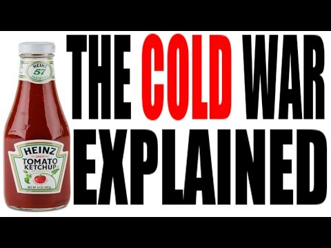 Global World Review: The Cold War in Ten Minutes