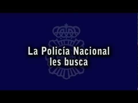 Asesinos,Violadores y Atracadores mas Peligrosos y buscados por la Policia Nacional Española.