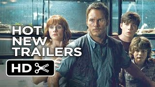 Best New Movie Trailers - June 2015 HD