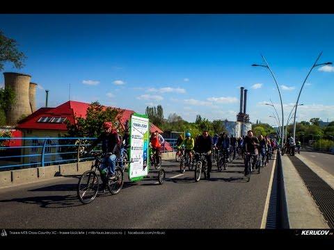 VIDEOCLIP Vrem un oras pentru oameni! - 2 - marsul biciclistilor, Bucuresti, 22 aprilie 2017 [VIDEO]