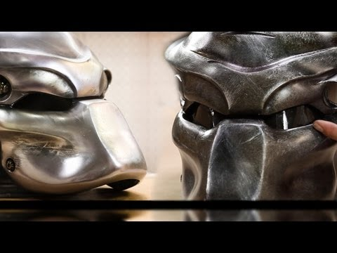Metallic Painting Techniques - Real Metal Effects with Jamie Grove - PREVIEW