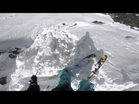 GoPro Line of the Winter: Jared Dalen - Donner Peak, California 04.24.16 - Snow