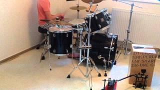 «Bye Bye» – Cro Drum Cover