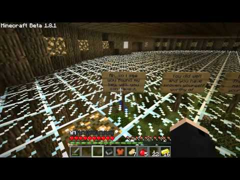 Let's Play Minecraft Adventure-Maps #009 [Deutsch] [HD] - The Legend of Steve - Teil 2
