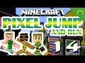 MINECRAFT Adventure Map # 14 - Pixel Jump & Run «» Let's Play Minecraft Together | HD