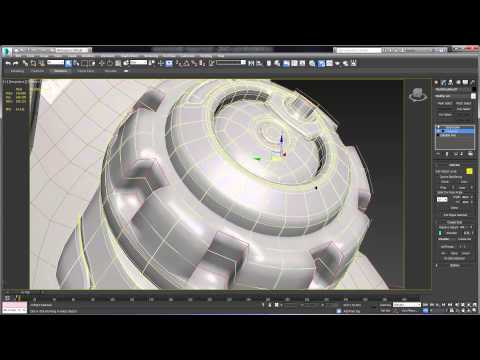 3ds Max 2016 – OpenSubdiv support, now with adaptive subdivision in the viewports and at render time
