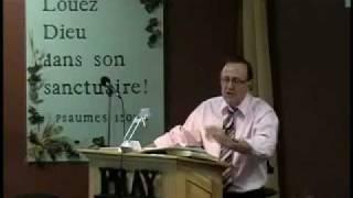 Conférence - L'Antichrist et son nouveau Jésus 1/2