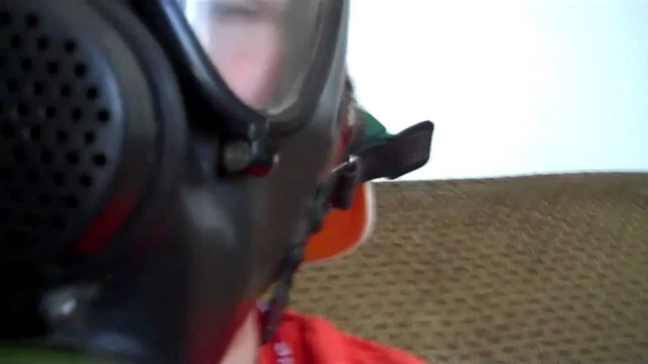 Gas Mask Lenses Czech Model z Gas Mask