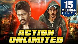 Action Unlimited (2019) Telugu Hindi Dubbed Full Movie  Naga Chaitanya, Karthika Nair, Prakash Raj