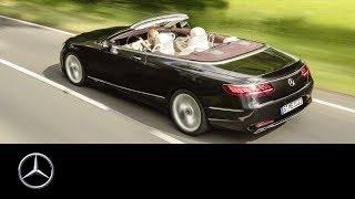 Mercedes обновил купе и кабриолет S-Class