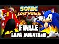 Sonic Lost World Wii U - (1080p) - Part 7 FINALE - Lava Mountain