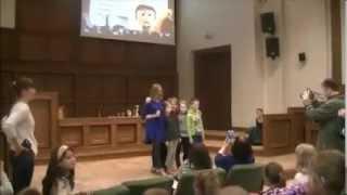 Akademia Dzieci - Nasi Młodzi Wykładowcy - Marysia i Monika