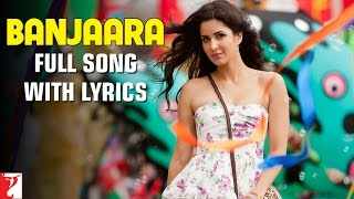 Banjaara - Full song with lyrics - Ek Tha Tiger