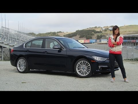 BMW 328i and 335i 3 Series Sedan 2012 Test Drive & Car Review - RoadflyTV with Shannon McIntosh