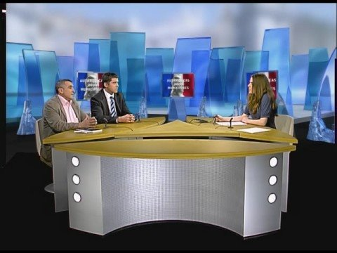 CLPTV - Jornal da Noite (Parte 1)